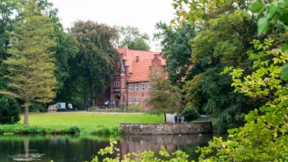 Das Schloss von Bergedorf