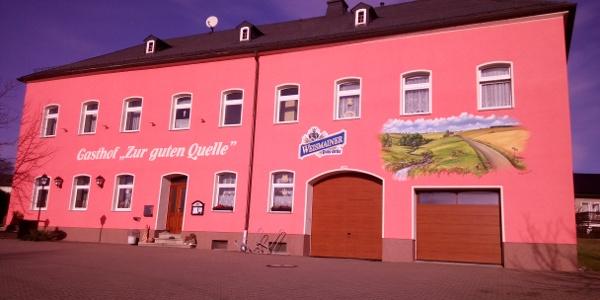 """Gasthof """"Zur guten Quelle"""", Langenbach"""