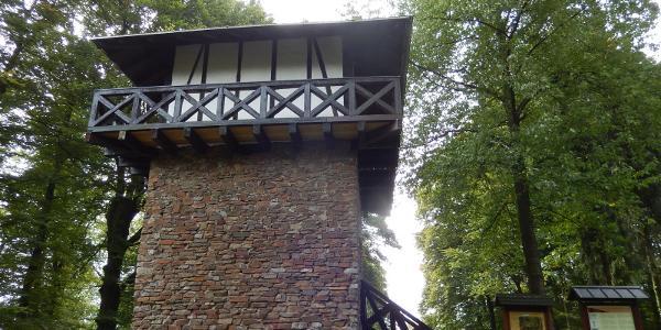 Römerturm bei Oberbieber