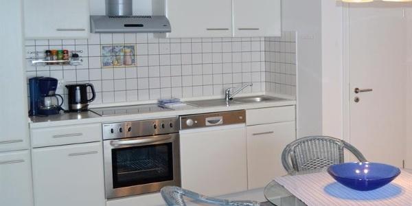 """Küche Wohnungstyp """"Pulvermaar"""