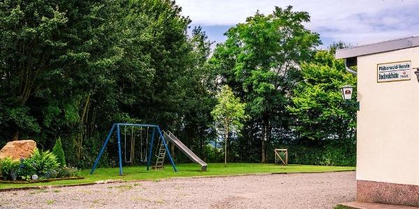 Garten und Spielplatz PWV stockwaldhütte