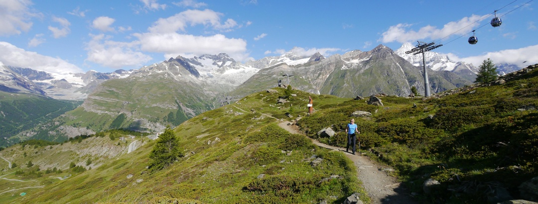 5 Seen-Runde in Zermatt