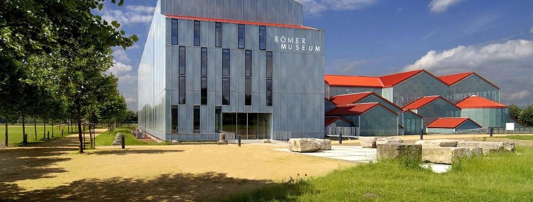 LVR-RömerMuseum: Das moderne LVR-RömerMuseum mit seiner ansprechenden Ausstellung bietet Geschichte zum Erleben und Staunen.