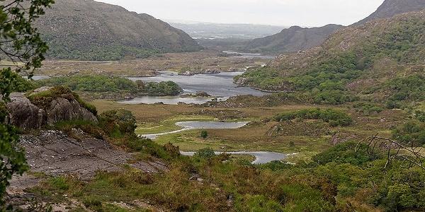 Ladie's View, Killarney National Park