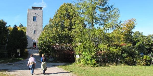 Sina-Warte mit Schutzhaus Eisernes Tor