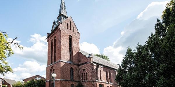 Martin Luther Kirche Hagen