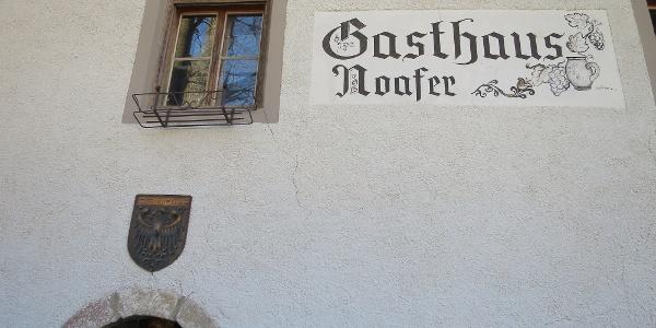 Gasthaus Noafer