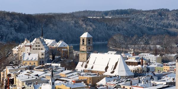 Stadtpfarrkirche St. Jakobus der Ältere in Wasserburg am Inn