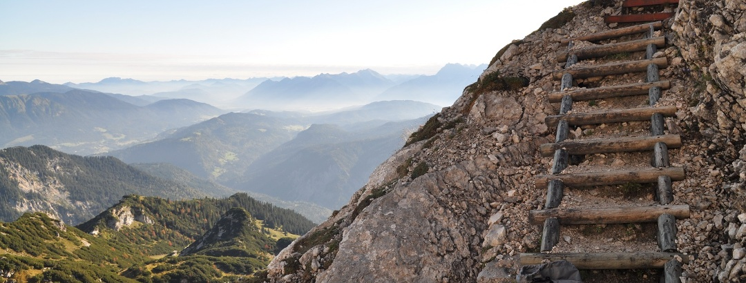 Nordwand-Klettersteig