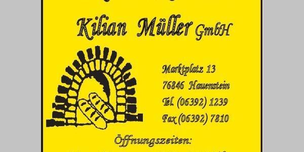 Logo Bäckerei Müller