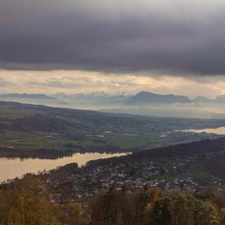 Aussicht vom Hombergturm