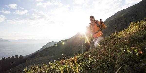 Wanderung im Gebiet Tobelsee (c) Daniel Zangerl -