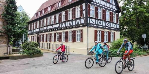 Fachwerkstadt Kirchheim unter Teck