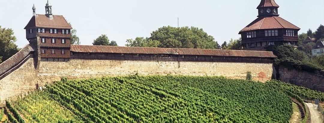 Gerber Burg bei Esslingen