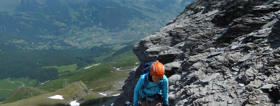 Am Rotstock-Klettersteig