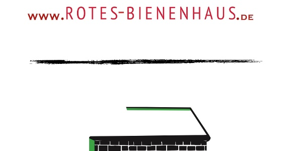 Rotes Bienenhaus/Basalt-Loft