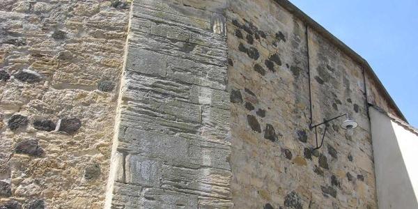 Mauer in Straden