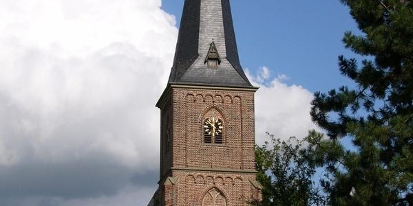 Kirche Wardt