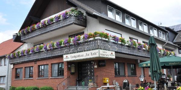 Landgasthaus Zur Linde in Uslar-Fürstenhagen