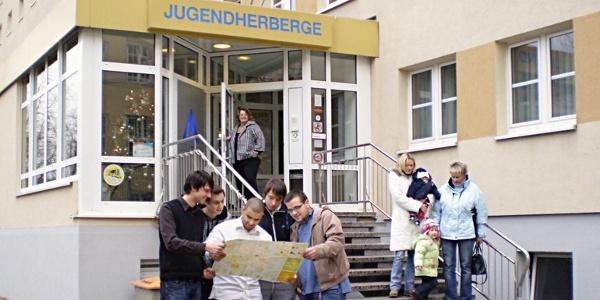 "Jugendherberge Dresden ""Jugendgästehaus"""