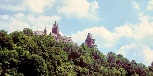 Jugendherberge Altena, Burg