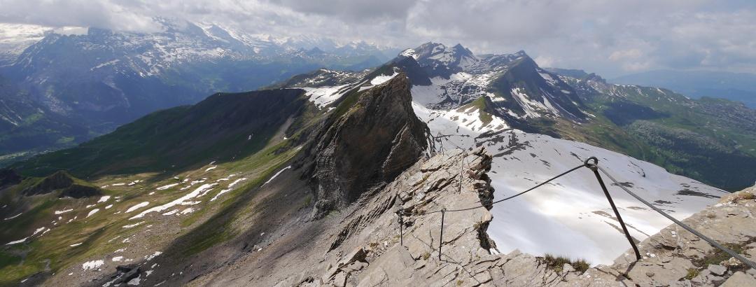 Schwarzhorn Klettersteig