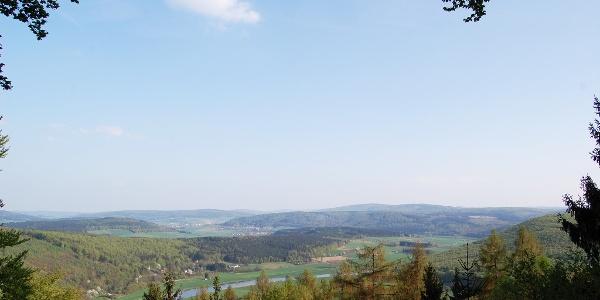 Ausblick von Lug in Land