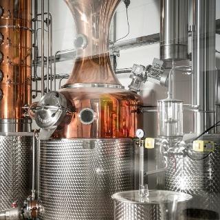 Ägräs Distillery tasting Fiskars