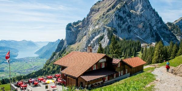 Bergrestaurant Skihaus Holzegg