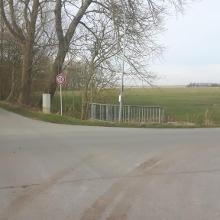 Kreuzung Marienkoog