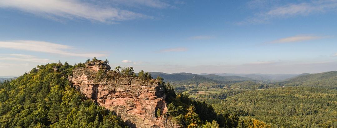 Wasgau Felsenweg, Rödelstein