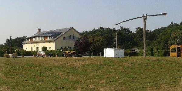 A Göbösmajor vendégház