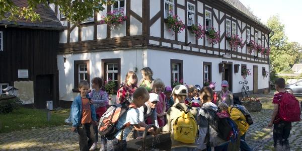 Heimatmuseum Knochenstampfe