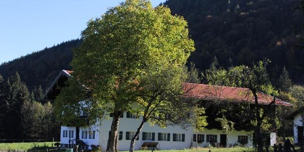 Start am Bauernhof Aigen