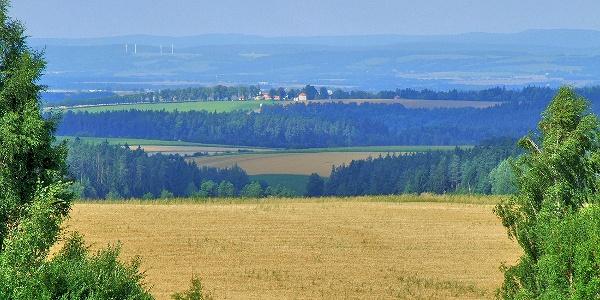 Blick in Egerland