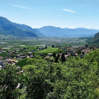 From Nalles to the Bittnerhof