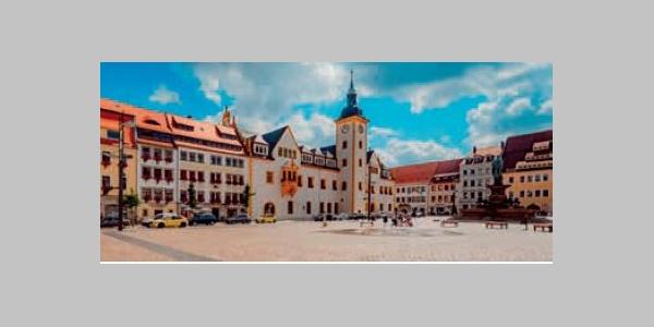 Marktplatz Freiberg