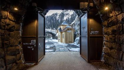 Val Gardena Railway tunnel