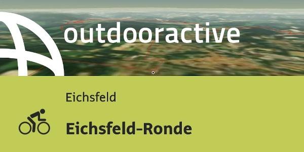 Rennradtour in Eichsfeld: Eichsfeld-Ronde