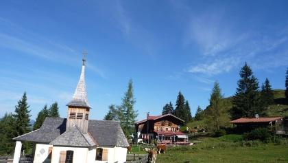 Etappe 3 - Kaindlhütte