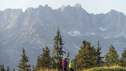Gemütliche Wanderung mit Panoramablick