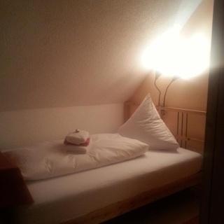 Bett im 2.Schlafraum 1,40*2,00m