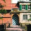 Eingang von Burg Dinklage