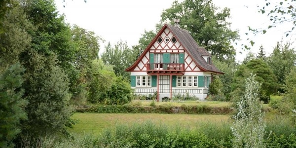Ein kleiner Höhepunkt zum Schluss: Der idyllische Ziegeleiweiher bei Amriswil.