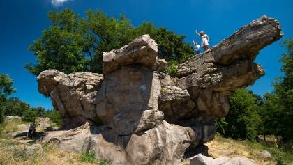 Kamenné more v Szentbékkálla