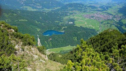 Skiflugschanze, Freibergsee, Oberstdorf