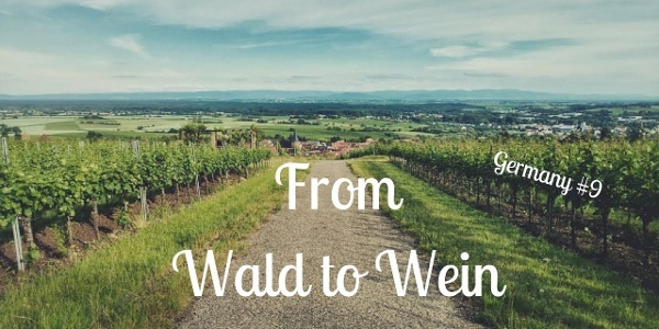 From Wald to Wein - Germany #9