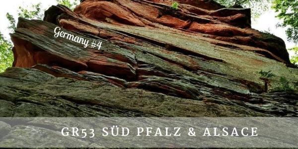 GR53 Süd Pfalz & Alsace - Germany #4