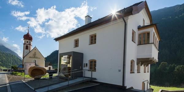 Widum/Naturparkhaus Vent