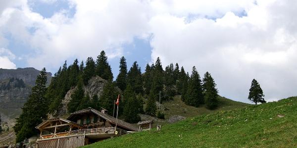 Bergrestaurant Ritzli-Alp.
